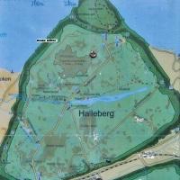 Onda Hålor på Halleberg.