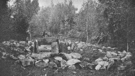 Skälsbo Hällkista 1932
