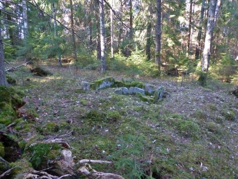Skälsbo Stenkista 2