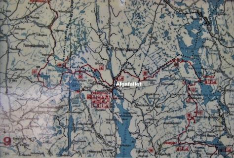 Älgafallet vid Riksgränsen Norge-Sverige. 10