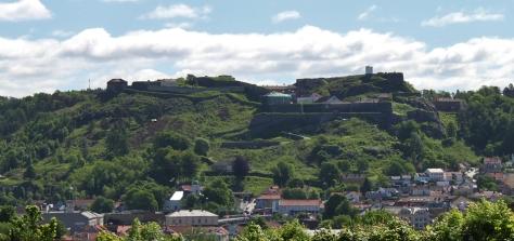 Fredrikstens fästning 2013 1