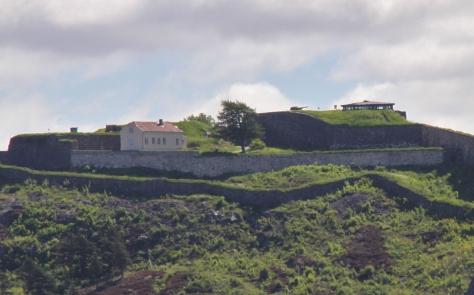 Fredrikstens fästning 2013 2