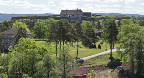 Fredrikstens fästning 2013 5