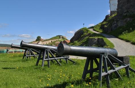 Fredrikstens fästning 2013 8