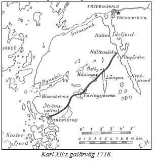 karl-12-okända genväg