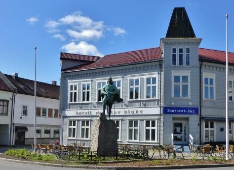 Olav Viking. 1