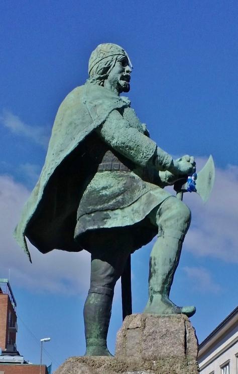Olav Viking. 2