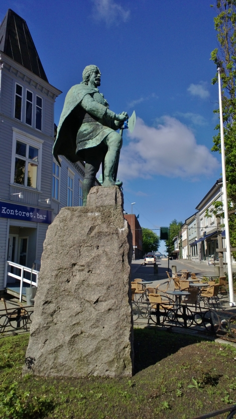 Olav Viking. 3