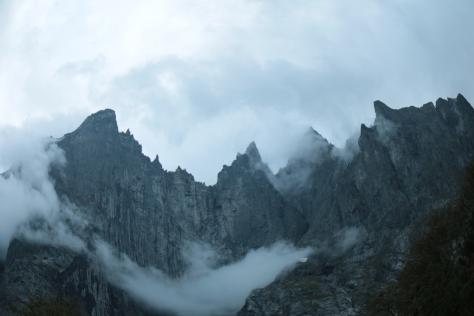 20 Trollväggen, Norge.