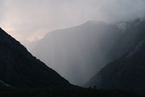 23 Trollväggen, Norge.