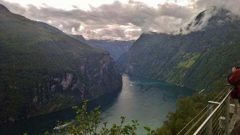 43 Geiranger, Norge