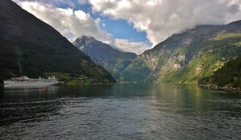 45 Geiranger, Norge