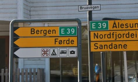 55 På väg till Vangsnes, Norge