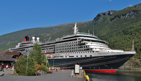 72 Flåm, Sognefjorden, Norge