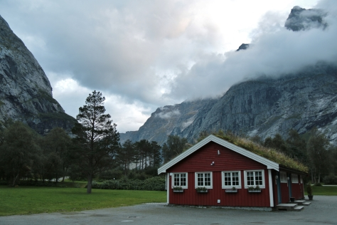 Trollveggens Camping, Norge 7