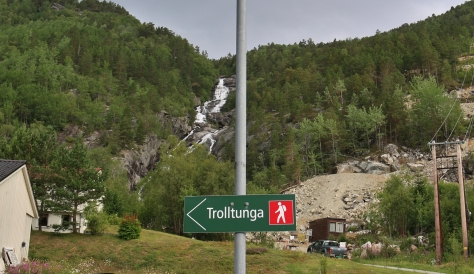 Trolltungan tour 2